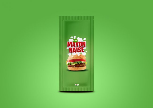 Mayonnaise Package