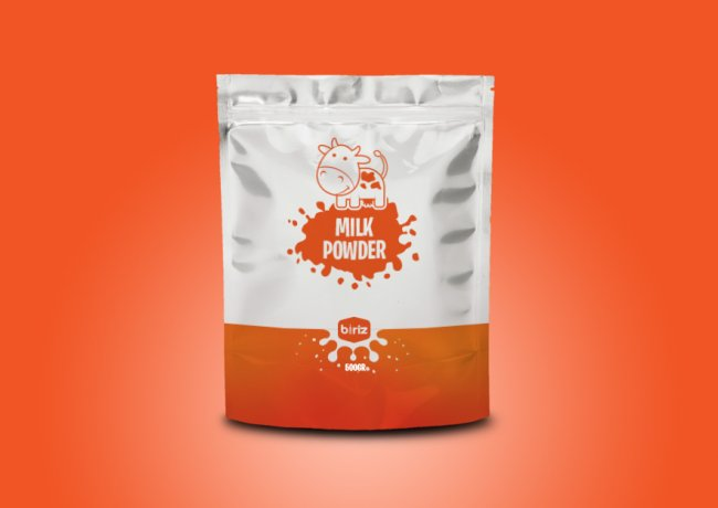Milk Powder Package